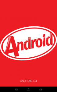 Android 4.4 KitKat Easter Egg