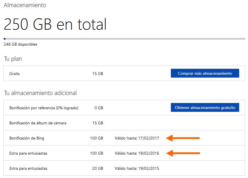 OneDrive Dropbox Offer